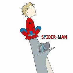 Spider-Man 01 by matsutakedo