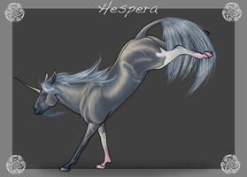 Hespera by sandeyes13