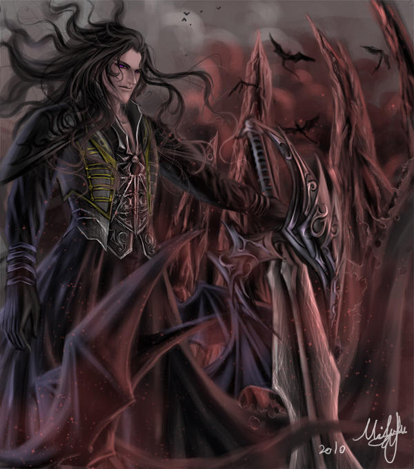 Dark Knight by Milulu48