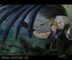 FF7 by Milulu48