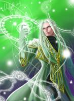 sorcerer by Milulu48