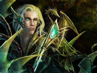Dragon preist by Milulu48