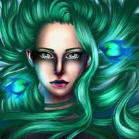 Mermaid by GentianaFlavis
