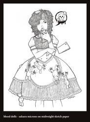 .:blood dolls:. by aisu