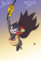 New Batgirl by Y0KO