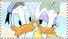Donald and Daisy Stamp by kaorinyaplz