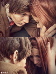 Doctor Who - Trust Me Pond by CrystalPanda