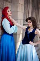 Ariel - If it wasn't Disney.... by CrystalPanda