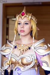 Zelda - Hyrule Warriors by CrystalPanda