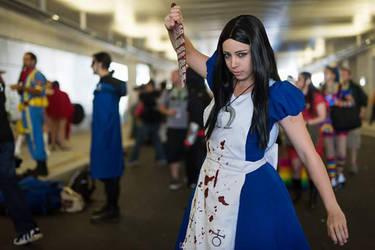 Alice - Madness Returns by CrystalPanda