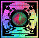 Flower of Life: Neo-Mandala by AJHege