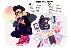 MEET ME!! by peachcosmos