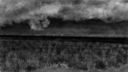 The Black Cloud by Ethaeriel