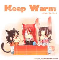 KeepWarm by Komui