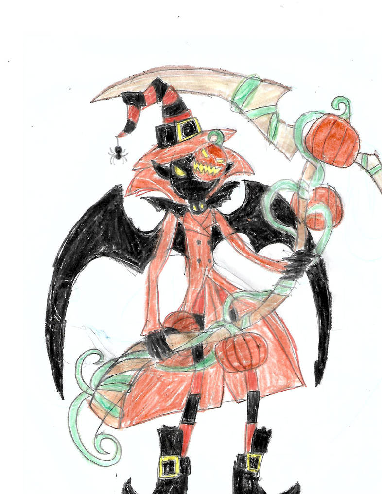 Jack the Reaper by angelicartist101