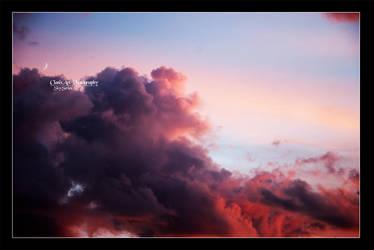 Moon in Heaven by clasixart