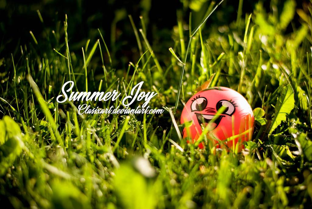 Summer Joy by clasixart