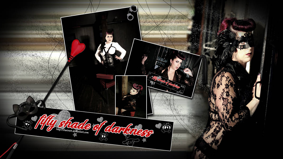 Fifty shade of Darkness Tome 2 by clasixart