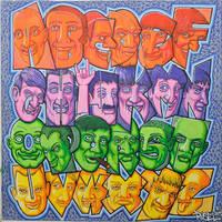 face alphabet by rusel1989