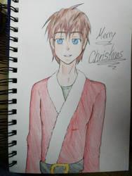 Merry Christmas! by SonicShadowWolf