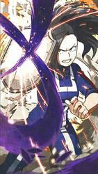 Momo Yaoyorozu Sketch Smash Tap by Sextc