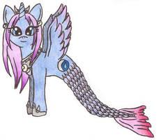 MLP: Princess Northern Tides by Greenpolarbear47