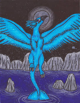 Rise of Aquarius by Greenpolarbear47