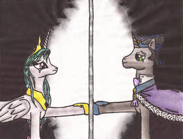 MLP: Starcrossed by Greenpolarbear47