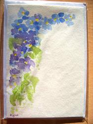 Flowercards 3 by Eligius-san