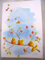 Autumncards 7 by Eligius-san