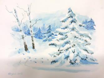 Winter 2 by Eligius-san