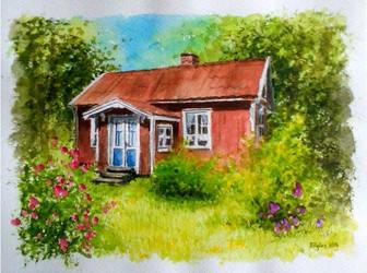 House by Eligius-san
