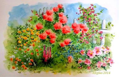 Flowers 2 by Eligius-san