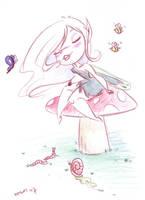Fairy by mashi