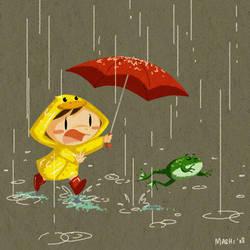 Wait, Mr Frog by mashi