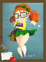 Art Jam: Back To School by mashi