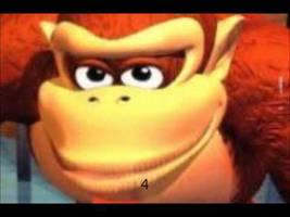 Donkey Kong Kong by RoleKing