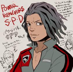 Power Rangers SPD by gigoro5656