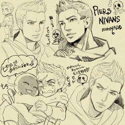 Piers Nivans by gigoro5656