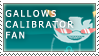 gallowsCalibrator Fan Stamp by RyujiDicey