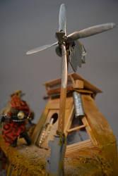 Forge Turbine by DoubleSpiel