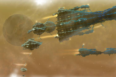 Convoy by DoubleSpiel