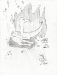 Daring Doo: Danger in the Dragon's Den by Dragodonv2