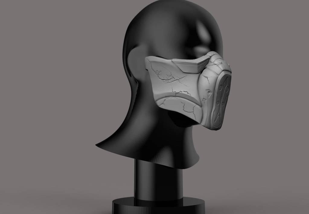 Subzero 3D print concept. by synn1978
