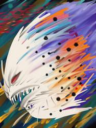 Ghostfish by Yhoko