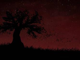 Blutnachtwind by Yhoko