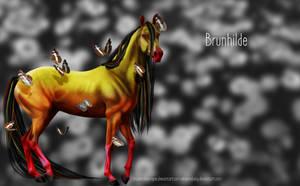 Ref:Brunhilde by MillionAshes