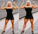 Blonde Muscle Growth by Turbo99