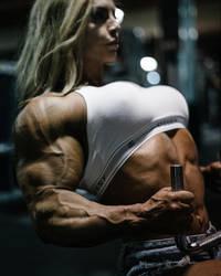 Eleonora Dobrinina Sexy Strong by Turbo99