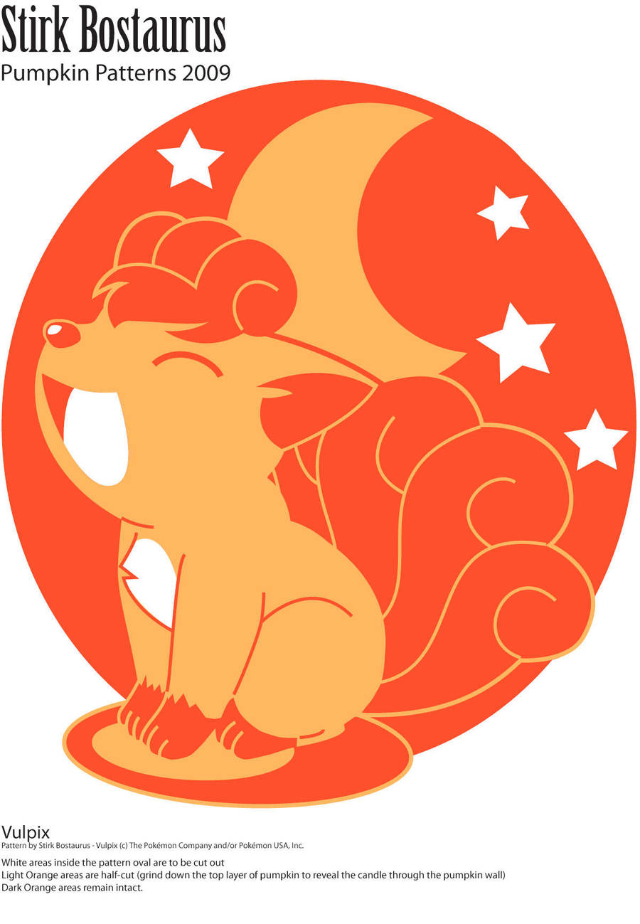 Vulpix by Stirk-Bostaurus